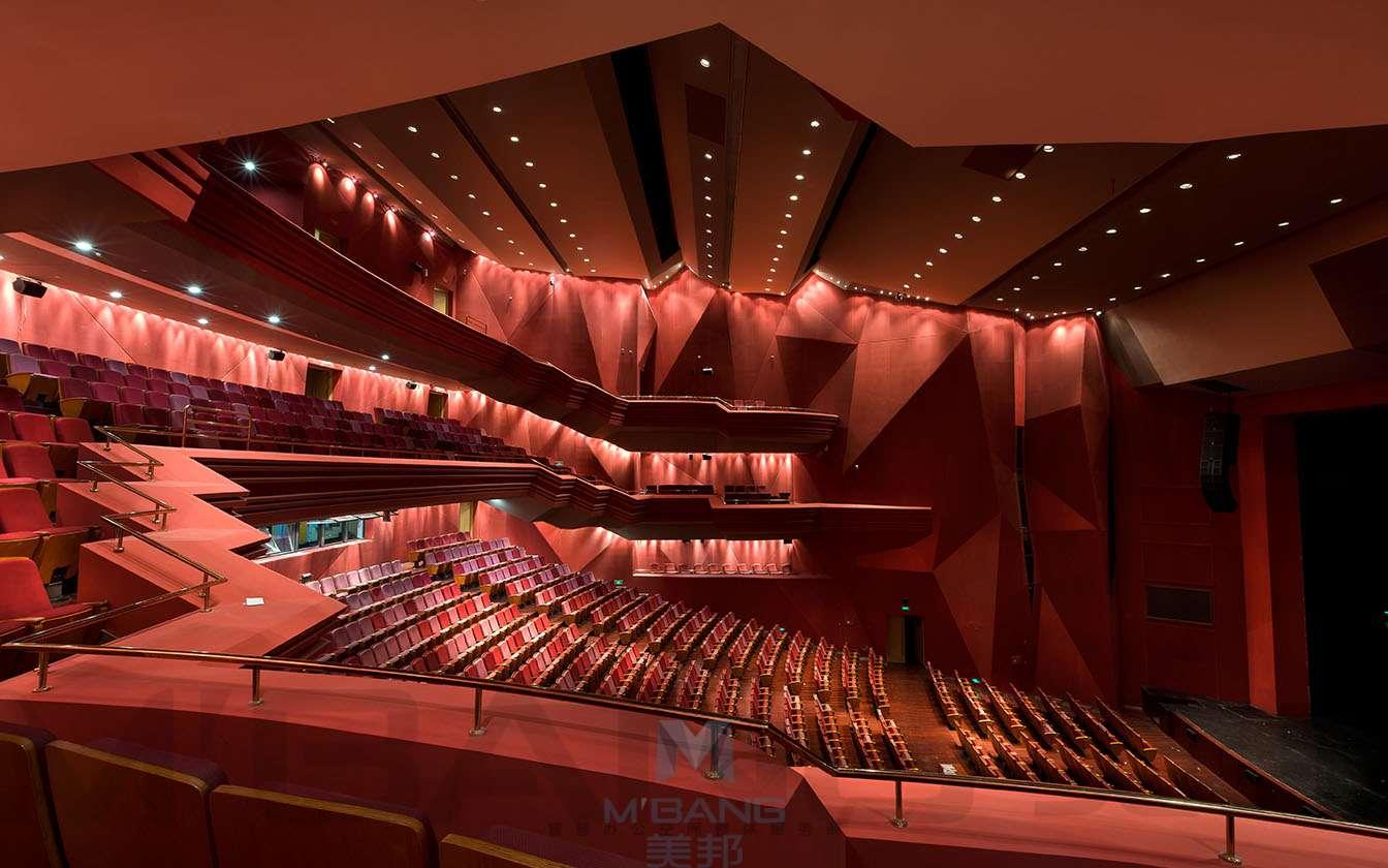 山西大剧院装修设计与施工
